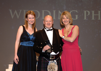 Tom Receive VOWS Award