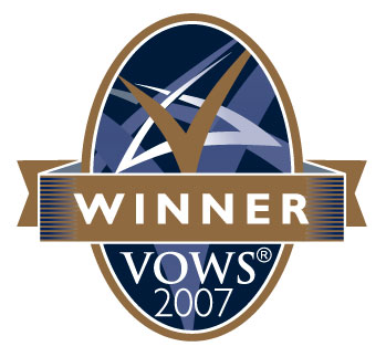 VOWS Award Winner logo