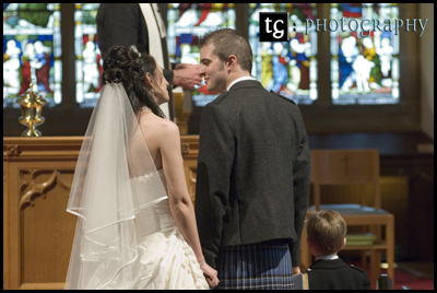 Alloway Parish Church & Brig'o'doon House Hotel Wedding