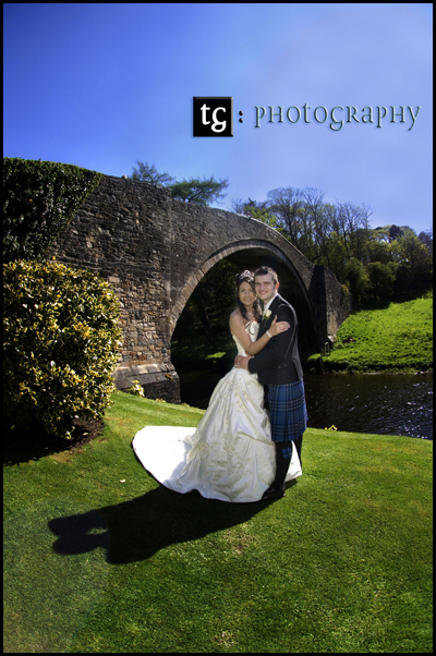 Lindsay & Steven, Alloway Parish Church & Brig€™o