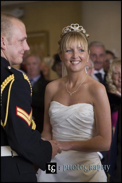 Shirley and Raymond€™s Wedding Ceremony, Lochside House Hotel, New Cumnock, Ayrshire