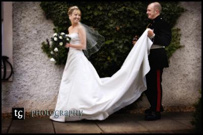 Shirley & Raymond wedding photograph, Lochside House Hotel, New Cumnock, Ayrshire, Scotland, wedding photograph by Tom Gibson Photography, Ayrshire Wedding Photographer