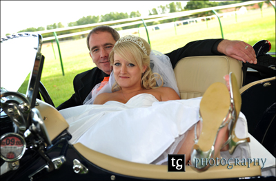 Louise & David Wedding Photograph, Western House Hotel, Ayr