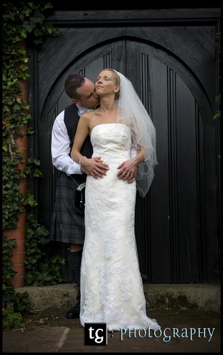 Lucy & Neil wedding Piersland House Hotel, stunning wedding photograph