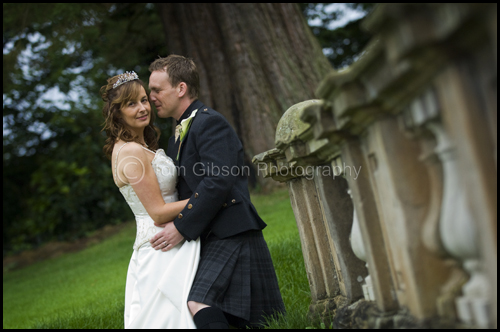 Wedding Moorpark House Hotel, Beautiful wedding photograph Anna & Brian