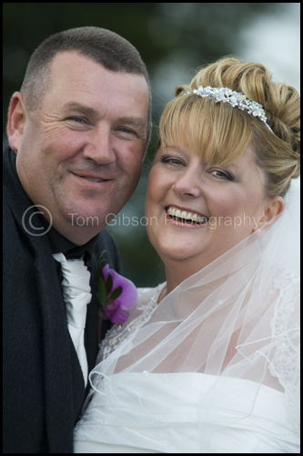 Wedding Ayrhsire, Gailles Hotel, fun wedding photograph Gillian & Peter