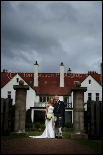 Wedding Lochgreen House Hotel, Helen & Tennant wedding photograph