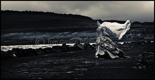 Wedding Photograph Portpatrick Scotland, Sarah and Peter