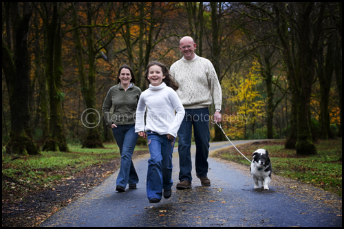 Portrait Photographer Glasgow, portraits on location