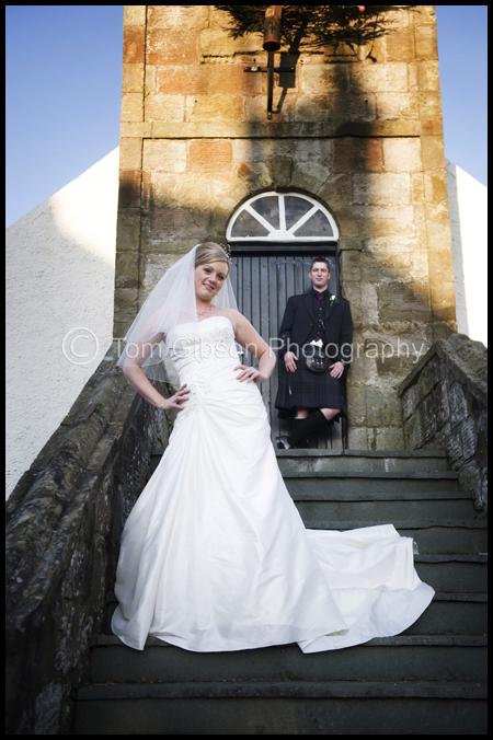 Wedding Western House Hotel, Ayr, Contemporary Wedding Photograph Gillian & Gareth