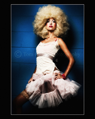 Scottish MPA Fashion Photographer of the Year 2009, Award of Excellence Winning Fashion Photograph, Tom Gibson Photography Award winning Photographer