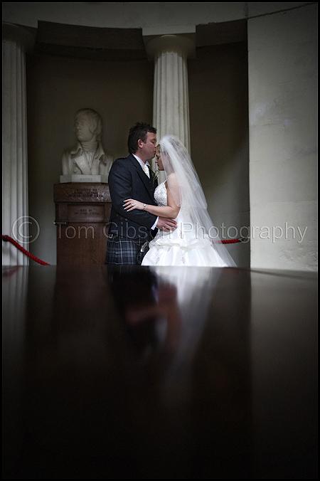 Wedding Brig O Doon House Hotel, Alloway Jamie and Brian wedding photograph
