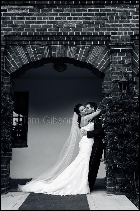 Wedding Ayr Racecourse, Western House Hotel, Natalie and Paul Scott wedding photograph