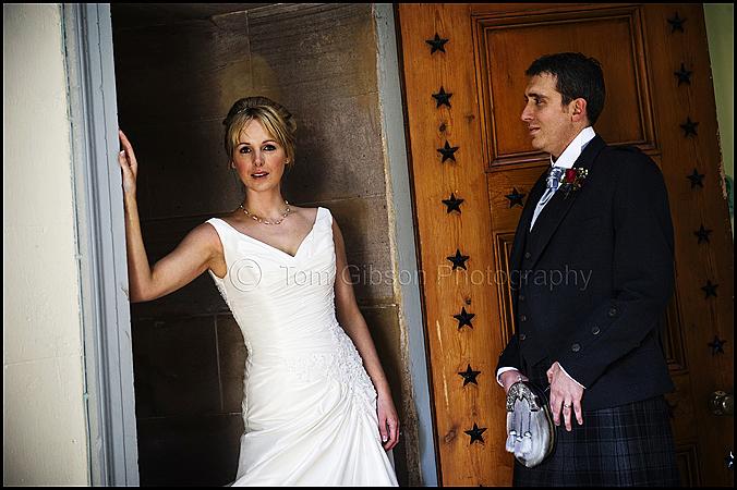 Brig O Doon Alloway Wedding, Catherine and David€™s wedding photograph