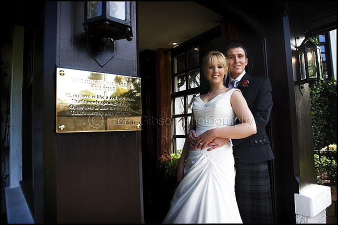 Catherine and David€™s wedding Brig O Doon House Hotel Alloway