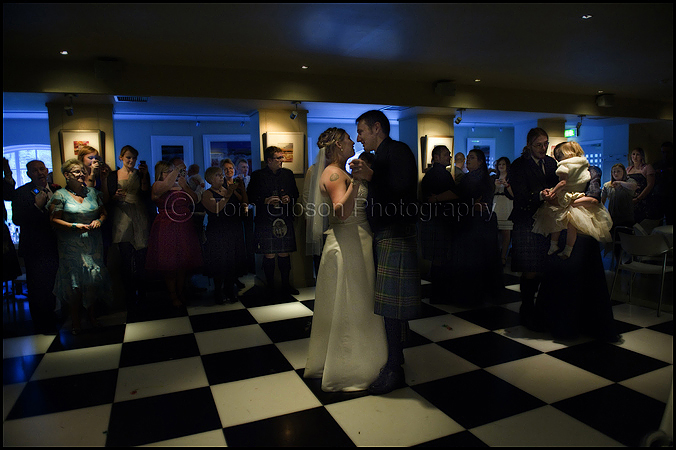 Wedding House of an Artlover, wedding dance photographs