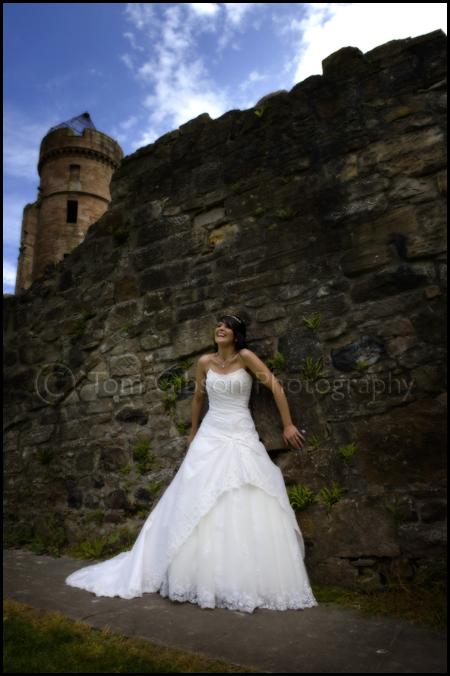 Wedding photographer Ayrshire Glasgow Scotland, wedding photographs Eglinton Park Ayrshire