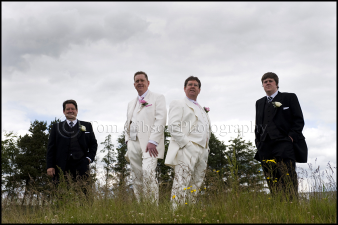 007 themed wedding, wedding photographer Scotland
