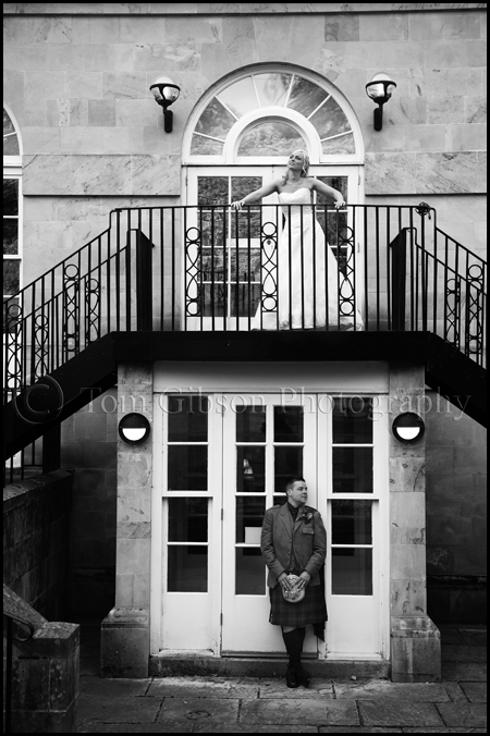 Wedding Balbirnie House Hotel, Wedding photographer Balbirnie House Hotel, Wedding photograph balbirnie bride and groom Gillian and Iain
