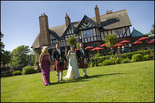 Wedding Peirsland House Hotel troon, wedding photographer ayrshire, fun wedding photographs