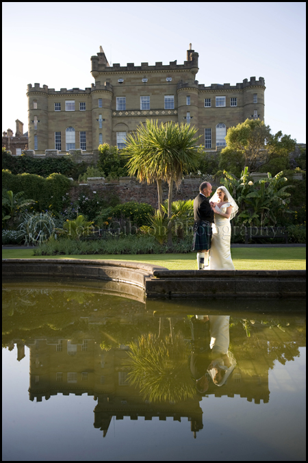 Sean & Jane's wedding Culzean Castle