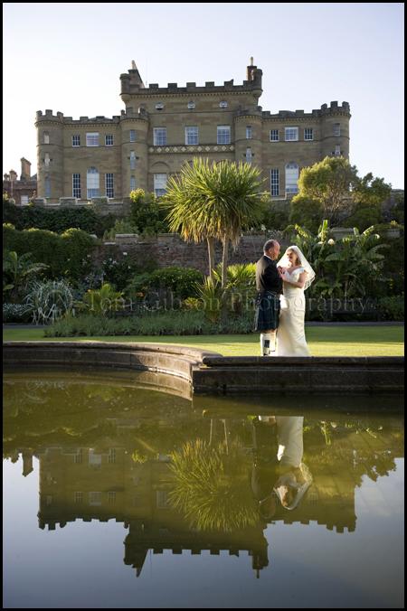 Culzean Castle Wedding, Wedding photographer Culzean Castle, Bride and groom photograph Culzean Castle