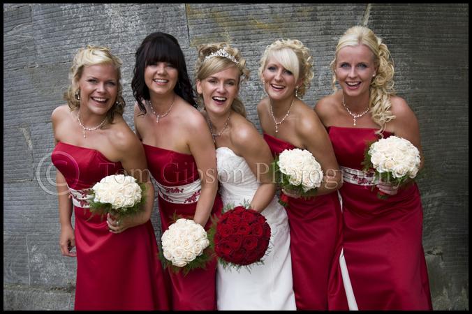Fun, natural Wedding Photography, Wedding Photographer Airth Castle