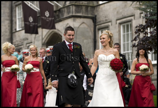 Fun, relaxed, natural Wedding Photography Airth Castle, Wedding Photographer Scotland