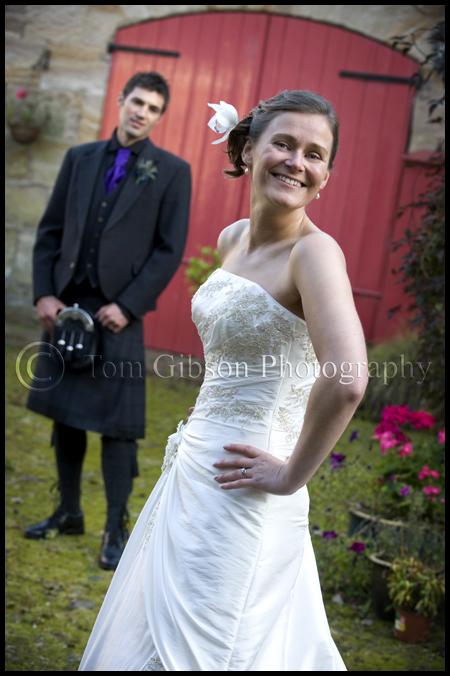 Contemporary wedding photography, wedding in Scotland, contemporary wedding photographer