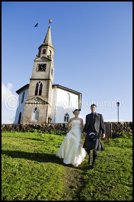 Wedding Eaglesham, relaxed wedding photography, wedding photographer Scotland