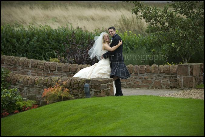 lochside house hotel Ayrshire wedding photographer relaxed wedding photographs