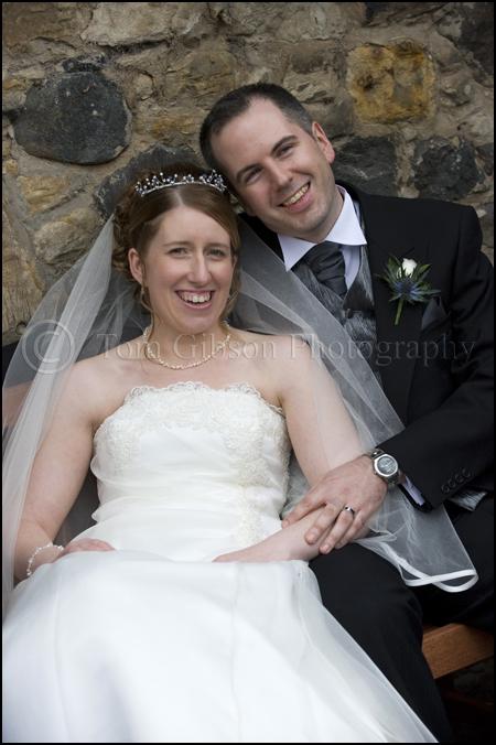 Wedding Dalgarven Mill Ayrshire, Wedding Photographer Ayrshire, Bride and Groom natural wedding photograph
