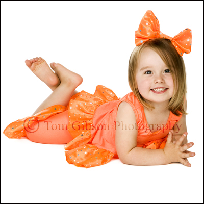 Portrait Photographer Ayrshire, Natural fun childrens portrait