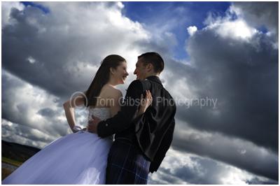Lochside House Hotel Wedding Photographer, gorgeous wedding photographs