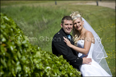 Roslyn & Barry's Lochside House Hotel Wedding