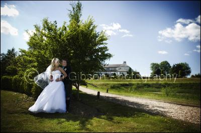 Wedding Photographer Lochside House Hotel, Beautiful wedding photographs bride and groom