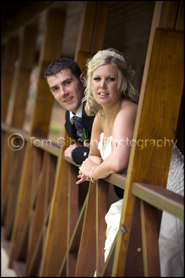 Wedding Photographer Piersland House Hotel Troon Ayrshire, Bride and Groom photograph