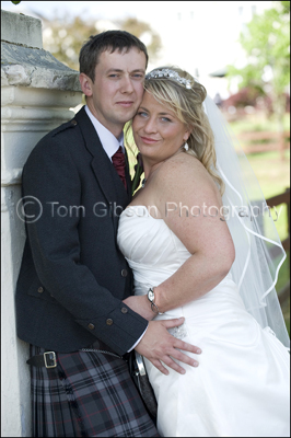 Relaxed fun wedding photographer Scotland, Sean & Nicky€™s wedding Burnhouse Manor, Ayrshire