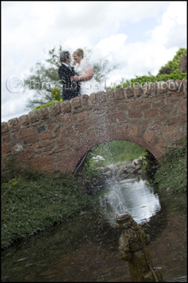 Scottish Wedding Photographer Tom Gibson Contemporary Wedding Photograph Bride and Groom