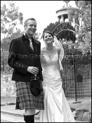 Brig O Doon House Hotel Wedding, Fun, Natural Wedding Photograph Brig€™O