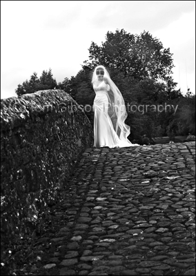 Wedding Brig O Doon House Hotel, Bride Wedding Photograph Brig€™O
