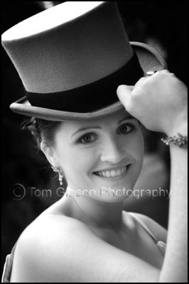 Beautiful Bride Wedding Portrait, Wedding Photographer Airth Castle