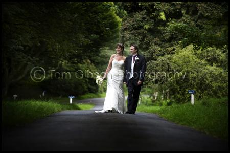 Walled Garden Blairquhan Castle Wedding, Ayrshire, Wedding Photographer Blairquhan Beautiful Walled Garden Wedding Photographs