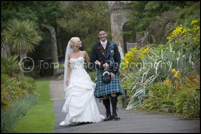 Wedding Photographer Culzean Castle, Maybole, Ayrshire, Scotland