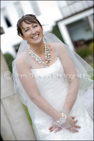 Wedding Photographer Lochgreen House Hotel, Troon, Ayrshire, Scotland, Bride Photograph