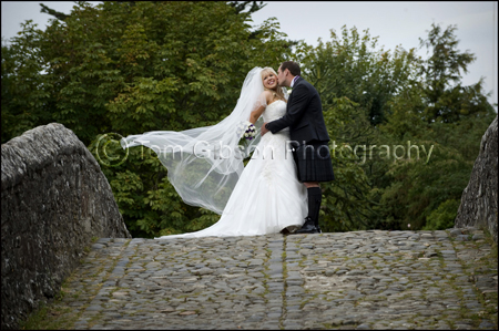 Bride and Groom Photographs Brig€™O