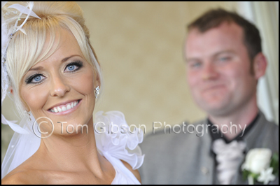 Wedding photograph Lochside House Hotel VOWS Award winning Photographer