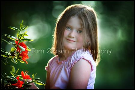 Little Princess Beautiful Photoshoot, Location Photoshoot