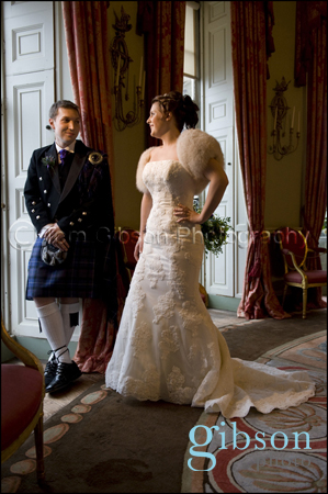 Sam & Darren's Culzean Castle Wedding Photography