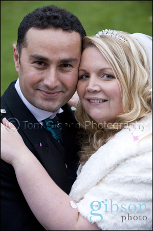 Wedding Photographer Piersland House Hotel, Bride and Groom Wedding Photograph